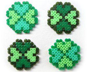 clover, decoration, and kawaii image