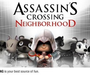 animal, animal crossing, and assassin image