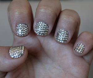 crystal, hand, and nails image