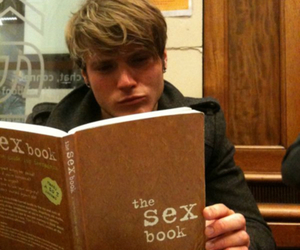 *-*, cute, and book image