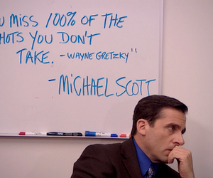 lol, quote, and michael scott image
