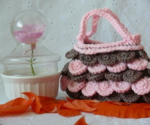 brown, cute, and crochet image