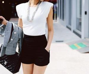 black, pretty, and fashion image