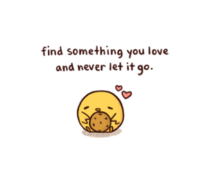 quote, cookie, and chibird image
