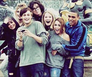 lol, miley cyrus, and friends image