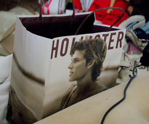 hollister and man image