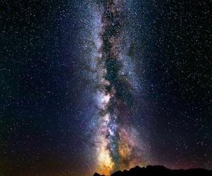stars, sky, and milky way image