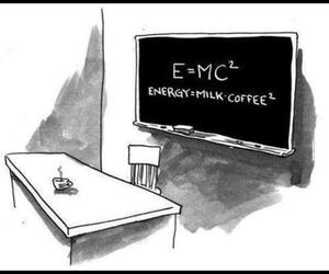 coffee, funny, and food image