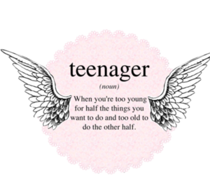 haha, quote, and teen image