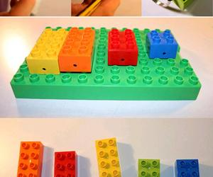 diy, lego, and crafts image