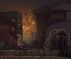spirited away, a viagem de chihiro, and anime image