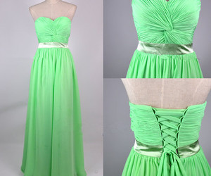 vintage prom dresses, white prom dresses, and sexy prom dresses image