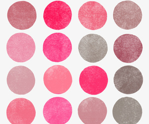 pink, colors, and pattern image
