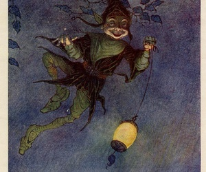 Fairies, goblin, and puck image