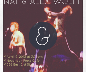&, alex, and band image