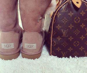 bag, girls, and Louis Vuitton image