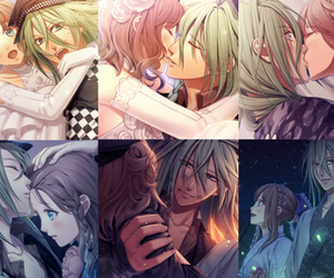 amnesia, anime, and ukyo image
