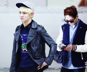 airport, asian, and jinki image