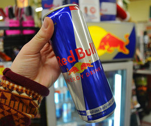 red bull and photography image