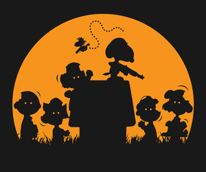 charlie brown, snoopy, and graphic design image