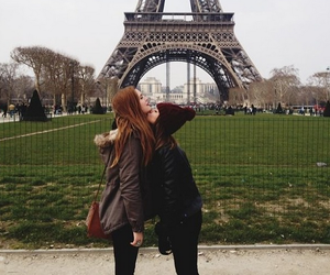 paris, love, and girl image