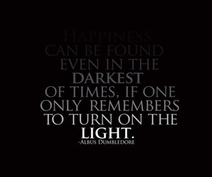 Darkness, quote, and light image