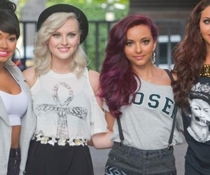 beautiful, girl, and little mix image