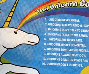 unicorn and code image