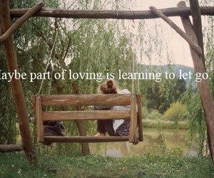 love and let go image