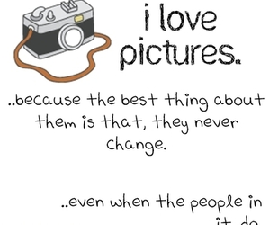 picture, quote, and change image