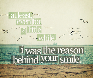 smile, text, and quote image