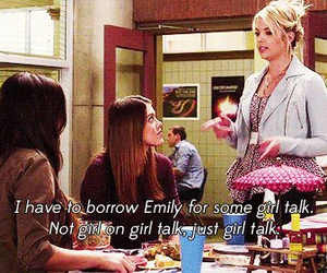 girl and pretty little liars image