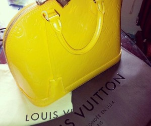 bag, cute, and Louis Vuitton image
