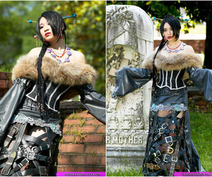 cosplay, ff, and final fantasy image