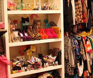 shoes, clothes, and closet image