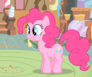 MLP, pinkie pie, and my little pony image