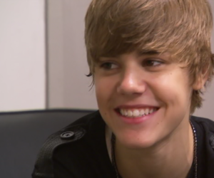 justin bieber, smile, and never say never image