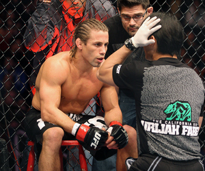 fight, mma, and UFC image