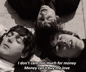 a hard days night, quote, and the beatles image