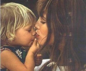 mom, jane birkin, and kiss image