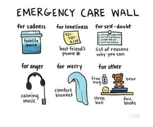 care, comfort, and emergency image