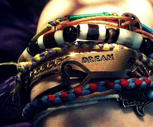 Dream and bracelet image