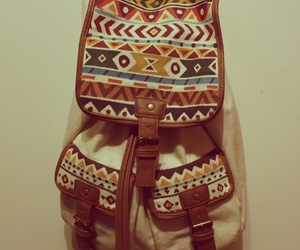 backpack and brown image