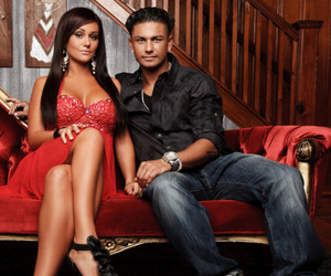 nasty, jersey shore, and pauly d image
