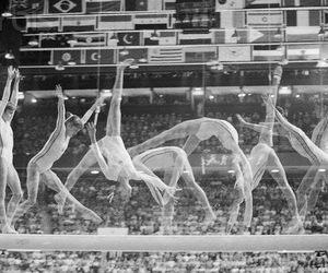 gymnastics and nadia comaneci image