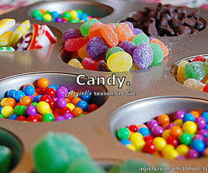 candy, sweets, and sweet image