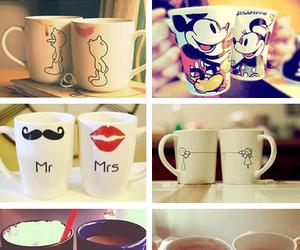 cup, mug, and batman image