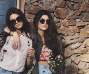 Kendall, kylie, and jenner image