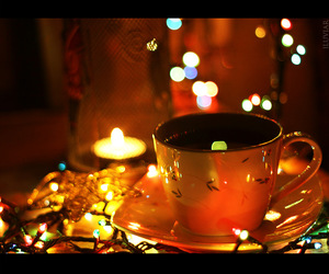 candle, christmas, and colour image