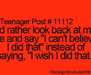 life and teenager post image